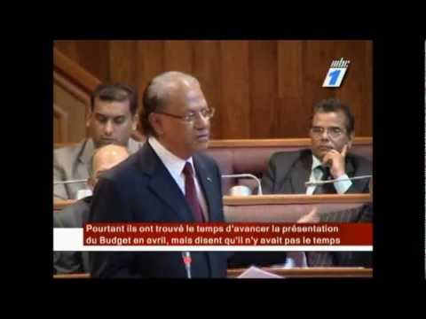 Equal Opportunities Bill - Navin Ramgoolam's summing-up speech (extract)