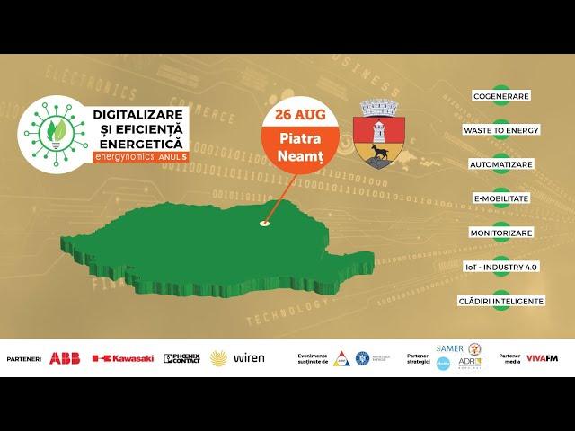 Digitalizare și Eficiență energetică – Piatra Neamț