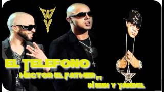 El Telefono - Hector El Father Ft Wisin y Yandel (Instrumental) [HD]