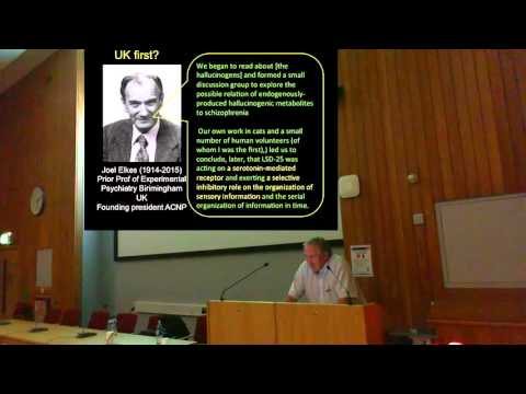 The Maudsley Psychedelic Society Inaugural Lecture (HD overlay)