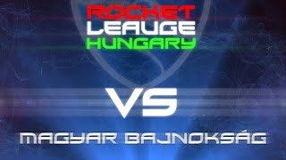 Rocket League Hungary-  Pimp My Side vs Puglife Bajnoki Mérkőzés