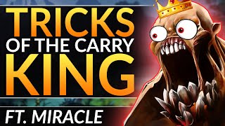 Why MIRACLE is THE BEST CARRY: How YOU can WIN LANE EVERY TIME - Pro Tips & Tricks - Dota 2 Guide