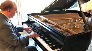 "Secret Love (from ""Calamity Jane"") by Sammy Fain - Piano Improv"