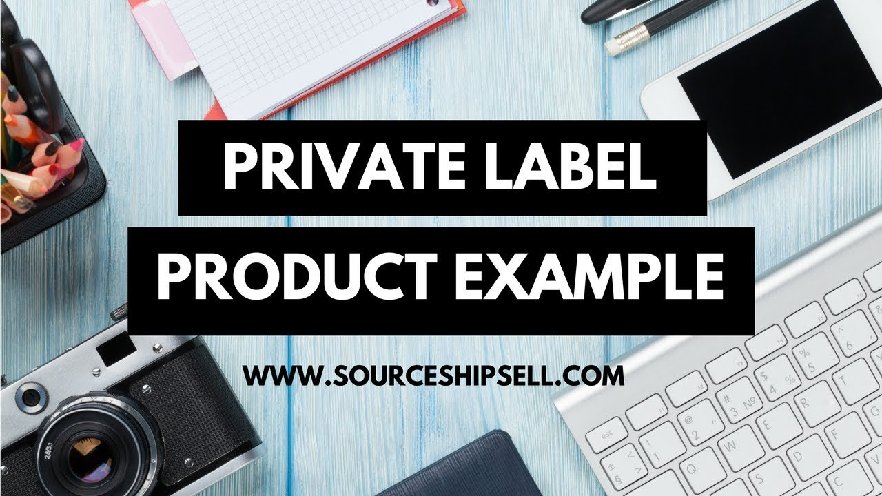 Private Label Product Examples - The Ultimate Guide To Private Labelling  (Intro Pack)