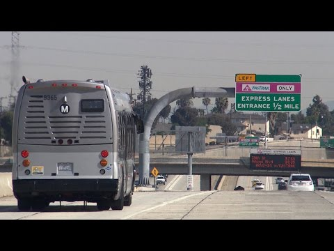 The 'Fast' and the Furious: Can FasTrak Lanes Ease L.A.'s Freeways?