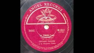 Osvaldo Pugliese - La Jumba ラ・ジュンバ (Tango) -78rpm /1953