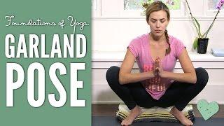 Garland Pose - Foundations of Yoga