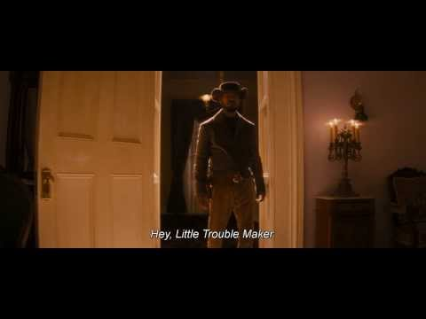 Django Unchained - Silver-tongued devil