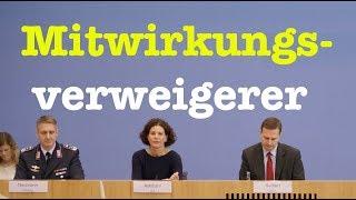 25. Oktober 2017 - Komplette Bundespressekonferenz