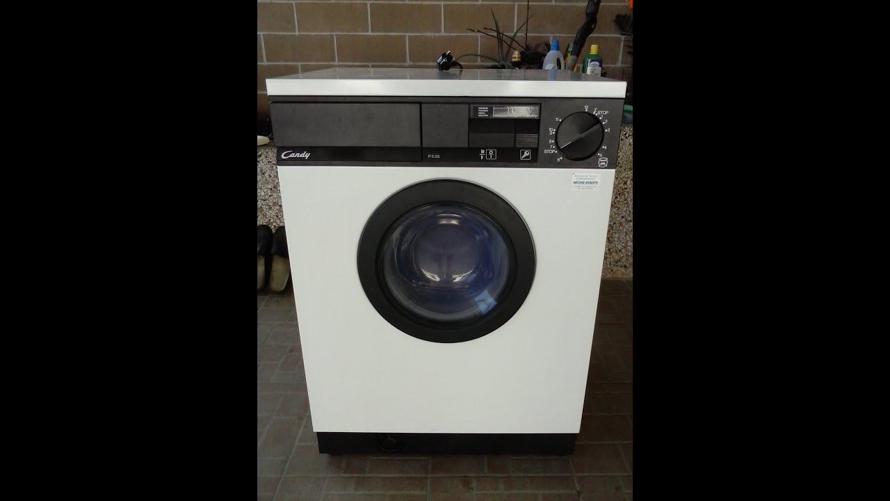 Lavatrice candy presentazione e varie youtube - Modelli lavatrici ...