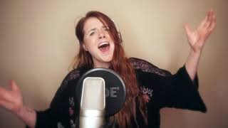 Beth Roars sings Creep - Radiohead (PMJ/Haley Reinhart Style)
