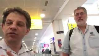 Hello to COMMON Europe from Heathrow