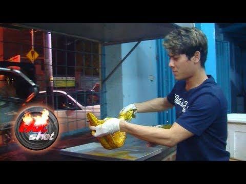 Hot Shot 16 Februari 2020 - Aneka Makanan Laut Kegemaran Rizky Billar