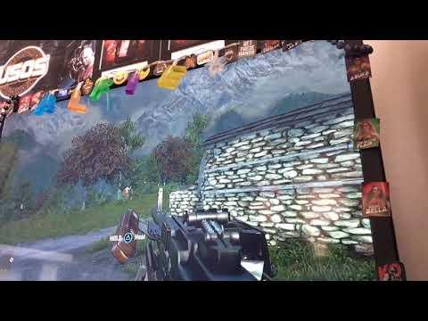 Far Cry 4 #1 - Rhino Battle  