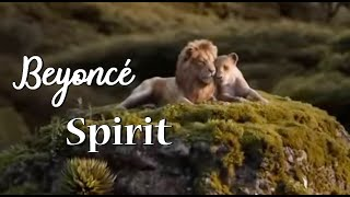 ???? Beyoncé - Spirit [O Rei Leão] Lion King Soundtrack  ???? (Tradução)