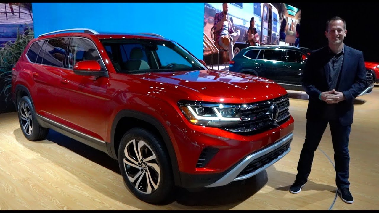 Best Mid Size Suv 2021 Is the NEW 2021 VW Atlas the BEST 3 row midsize SUV?   YouTube