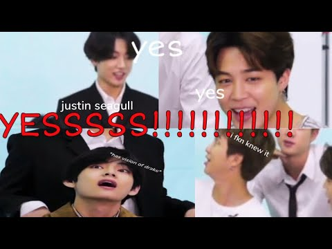 Bts Crack Video Interview Edition Ft Jimin Saying Yes Youtube
