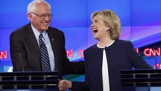 Clinton Embraces Bernie Sanders� College Plan