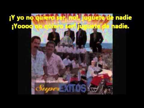 Puerto Rican Power - Juguete de nadie (karaoke con coros)