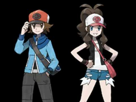 how to draw pokemon black and white trainers