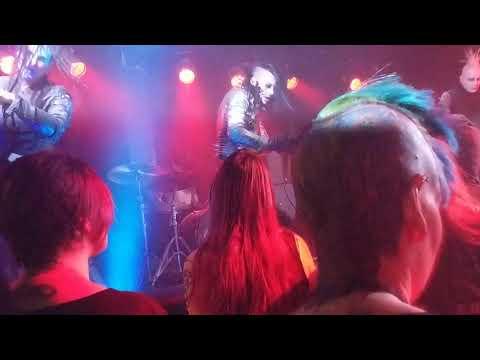 "Psyclon Nine ""Parasitic"" LIVE At Herman's Hideaway Denver, CO 10/13/2019"