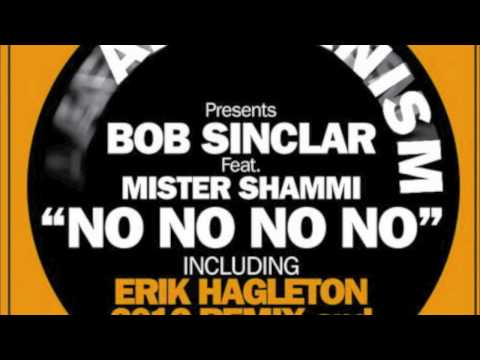 BOB SINCLAR FT M.SHAMMY - NO NO NO NO / AFRICANISM (Nicolas Monier & Trackstorm Official Remix)