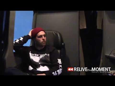 2014.03.27 Interview #2 with Jesse Barnett of STYG (Live in Joliet, IL)