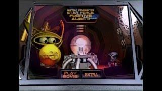 MST3K: Star Force: Fugitive Alien II - DVD Menu