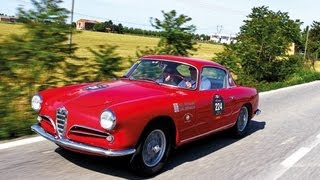 Driving the Mille Miglia in an Alfa Romeo 1900 SS - Octane magazine