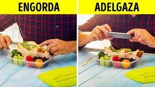 10 Hábitos Inusuales Para Perder Peso Sin Dietas Ni Ejercicio