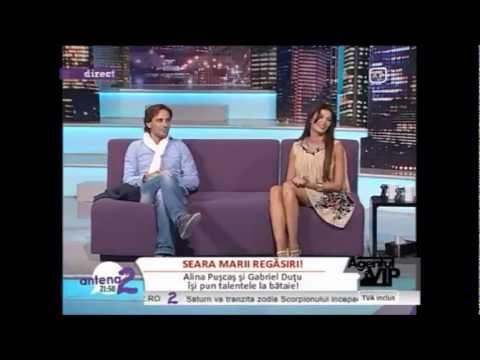 Alina Puscas si Gabriel Dutu  ~NSF~