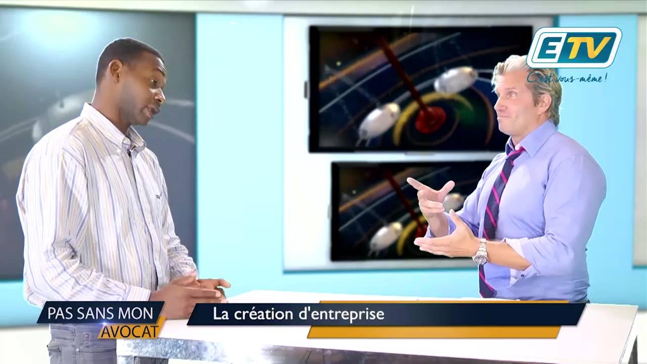 EXTRAIT PAS SANS MON AVOCAT - LA CREATION D'ENTREPRISE WEB