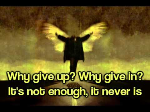 Breaking Benjamin - Until The End (Lyrics)