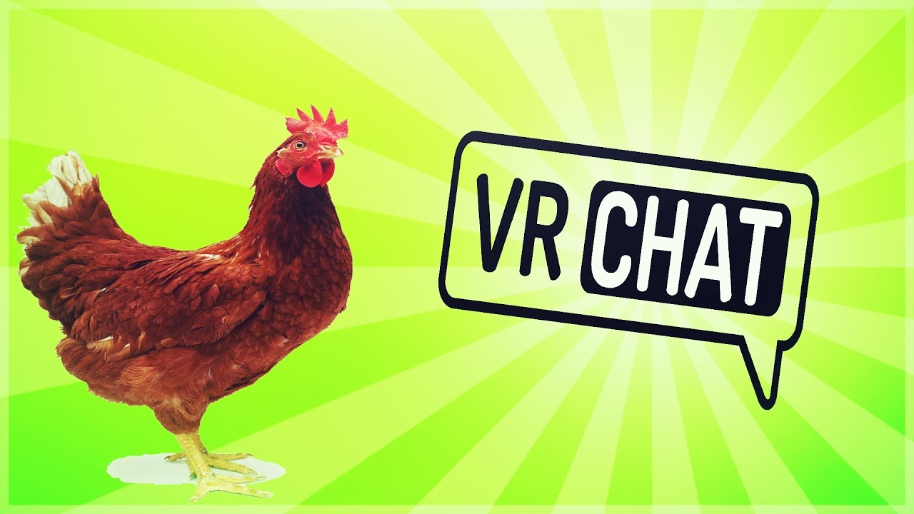 VR Chat - Professor Chicken - These Biscuits - Comedy Gaming