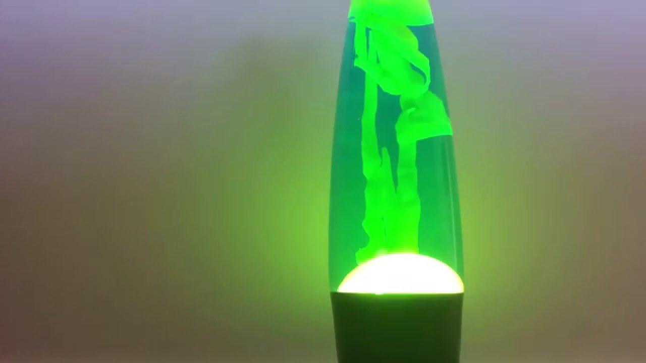 Lava Lamp Warm Up Time Lapse