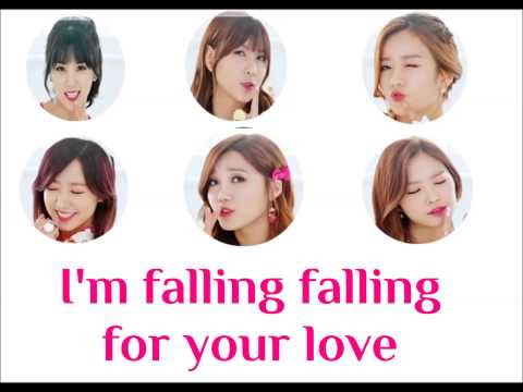 Mr. Chu- Apink (LYRICS/ROMANIZATION)