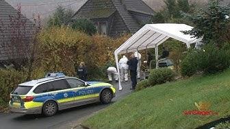 Mann bringt Bruder und Schwägerin mit Messer um (Wilnsdorf/NRW)