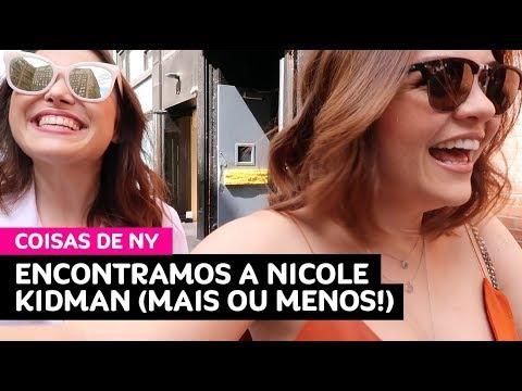 Vlog NY: Nicole Kidman na rua + pior photo booth da história + comprinhas • Karol Pinheiro