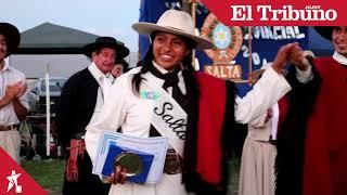 Elección de la Paisana Nacional de la Tradición. 2018