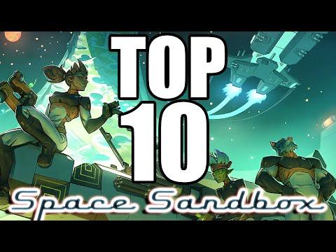 Top 10 Space Sandbox Vehicle Building Survival Games 2020