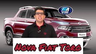 Motores e Ação - Comentário novo Fiat Toro