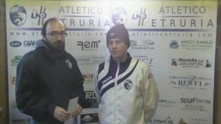 Interviste post-partita Atletico Etruria-Donoratico