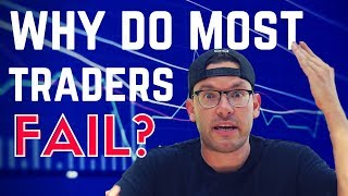 Why Do Most Traders Lose Money in the Stock Market?