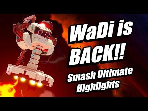 WaDi is BACK!! | Xanadu 291 Smash Ultimate Highlights ft. tilt ZD, Cinnpie, and More!!