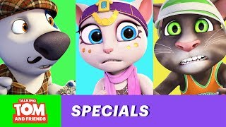 🕵🏼The Secret Lives of Talking Tom and Friends (BONUS VIDEO)