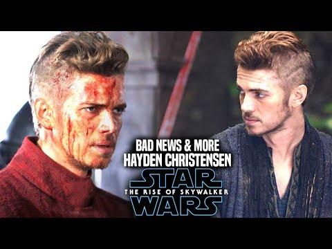 the-rise-of-skywalker-hayden-christensen-bad-news-revealed!-(star-wars-episode-9)