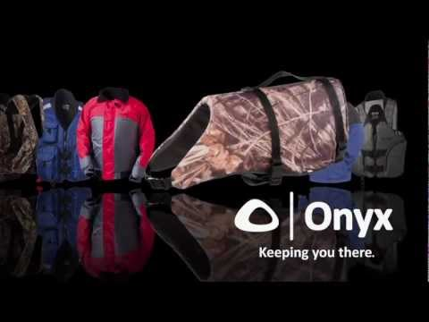 Onyx Flotation Jacket in Use