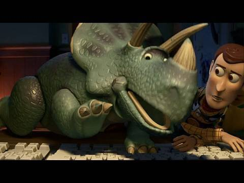 Toy story 3 internet chat youtube - Dinosaure toy story ...