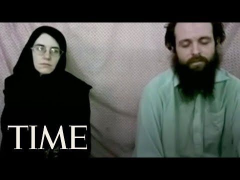 U.S. Mom & Her Family Are Free After Being Held Captive By Taliban-Linked Group For 5 Years | TIME