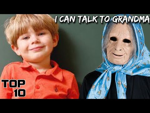 Top 10 Scary Sixth Sense Stories